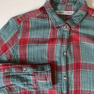 Woolrich Caldera Double Cloth Tunic Shirt